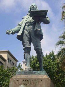 Monumento a Antoni Viladomat