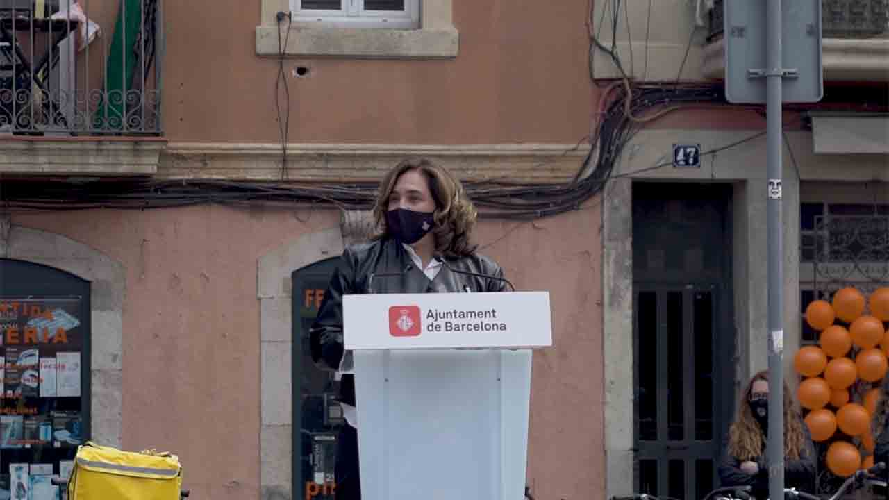 Nueva calle en la Barceloneta dedicada a la activista vecinal Emilia Llorca