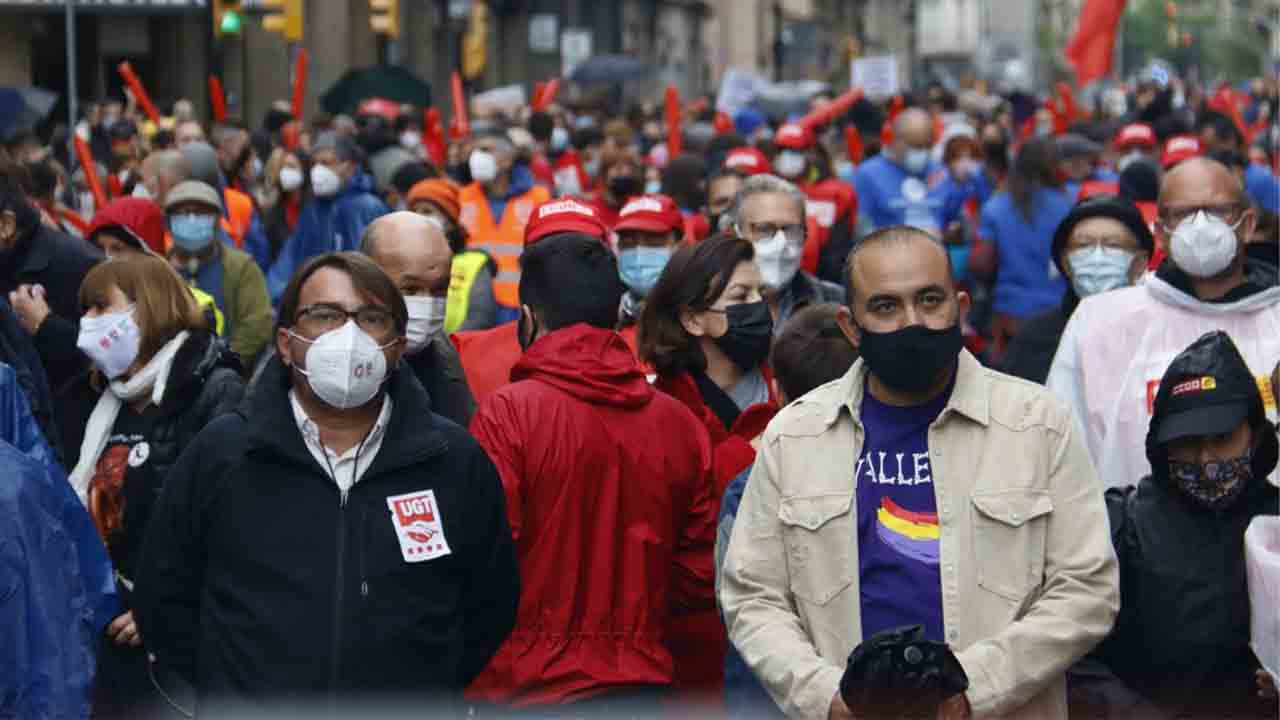 1 de Mayo: Los sindicatos reclaman una salida justa a la crisis