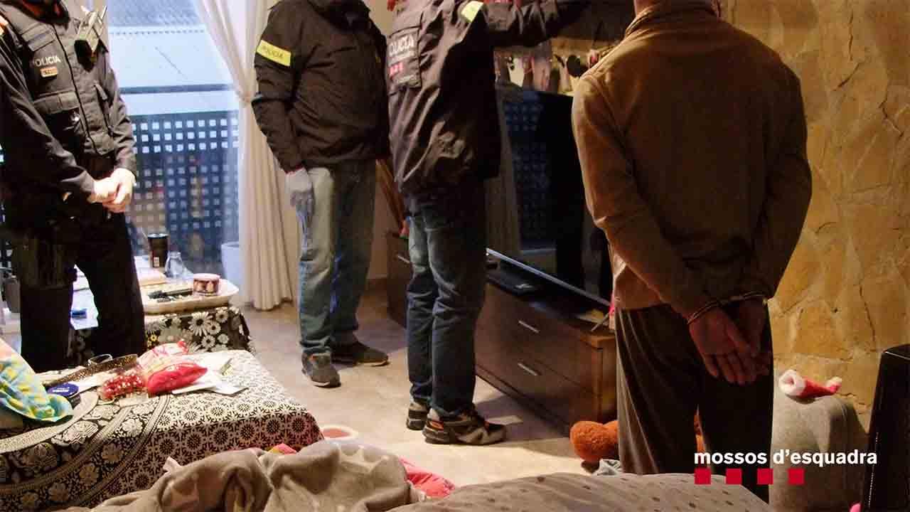 7 detenidos por la muerte de un hombre en el asalto a una plantación de marihuana