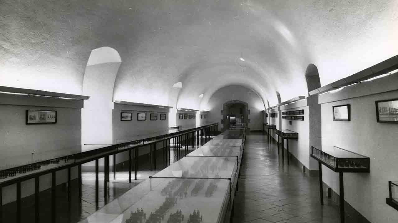 BCN 1965-75, una mirada desde la inteligencia artificial, en el Castillo de Montjuïc