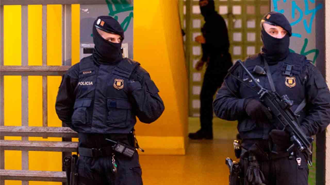Detenidas cuatro personas con órdenes de detención europeas