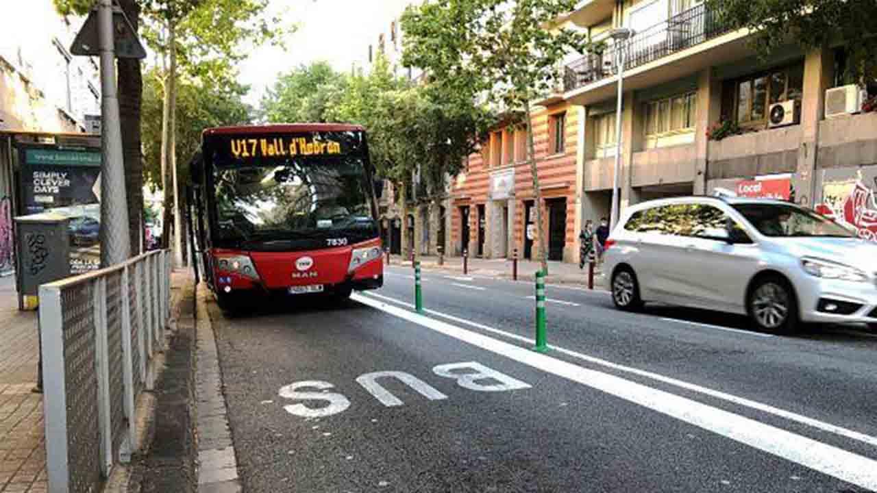 El Ayuntamiento reparará los agujeros de los carriles Bus-Taxi