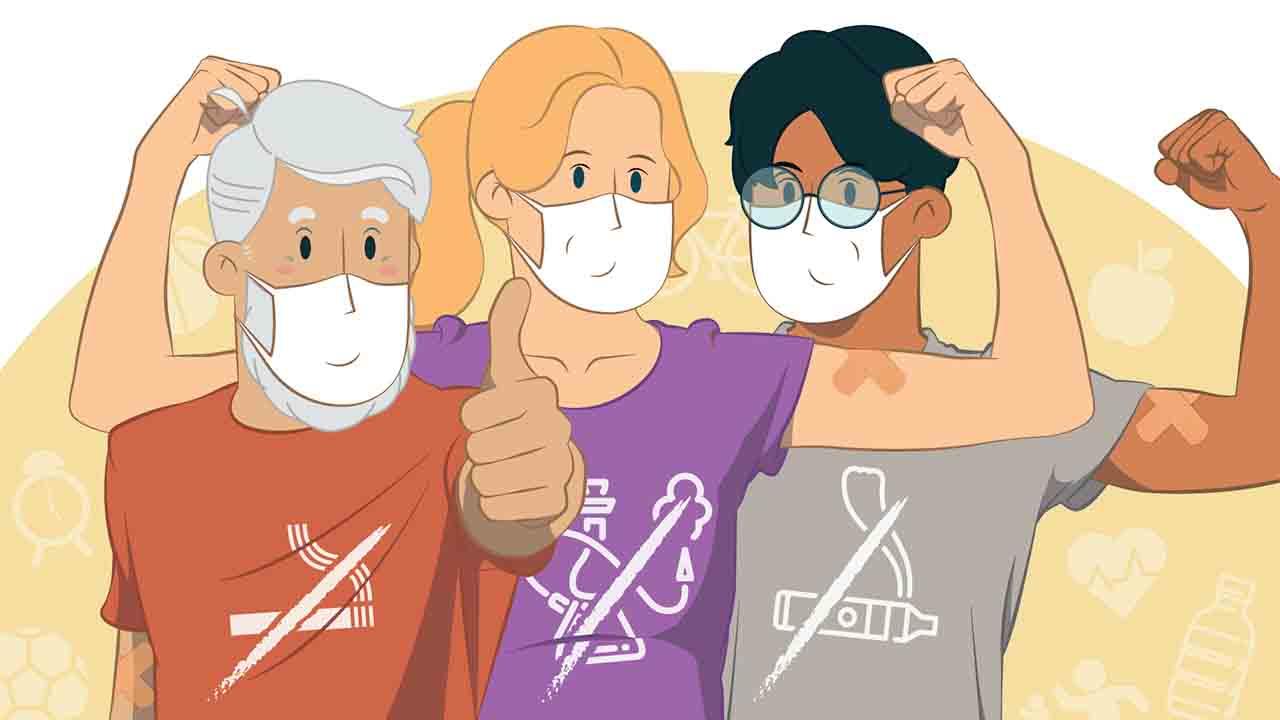 El Hospital de Bellvitge se suma a la Semana sin Humo