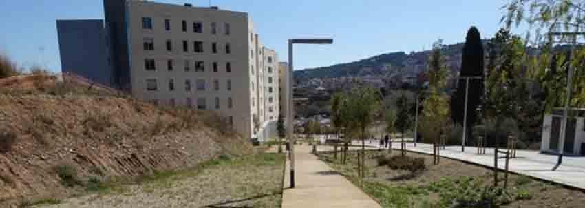 El barrio de La Clota quedará protegido con su paisaje urbano