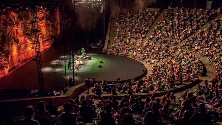 Festival de Barcelona Verano GREC 2021