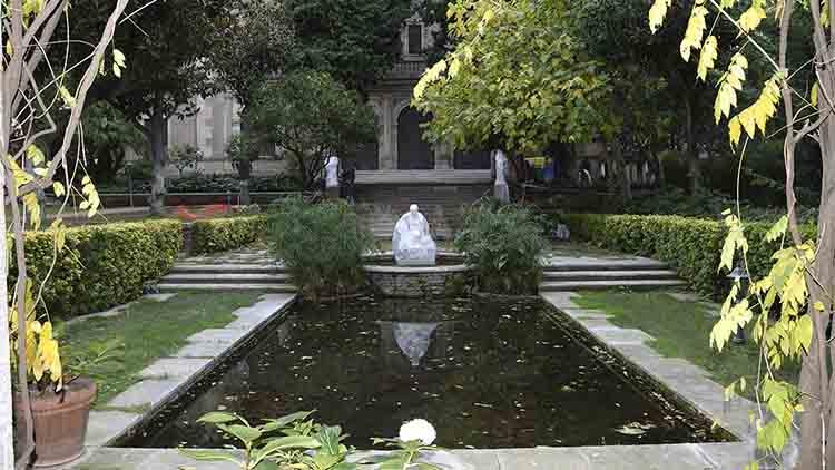 De paseo por el Jardín de Muñoz Ramonet