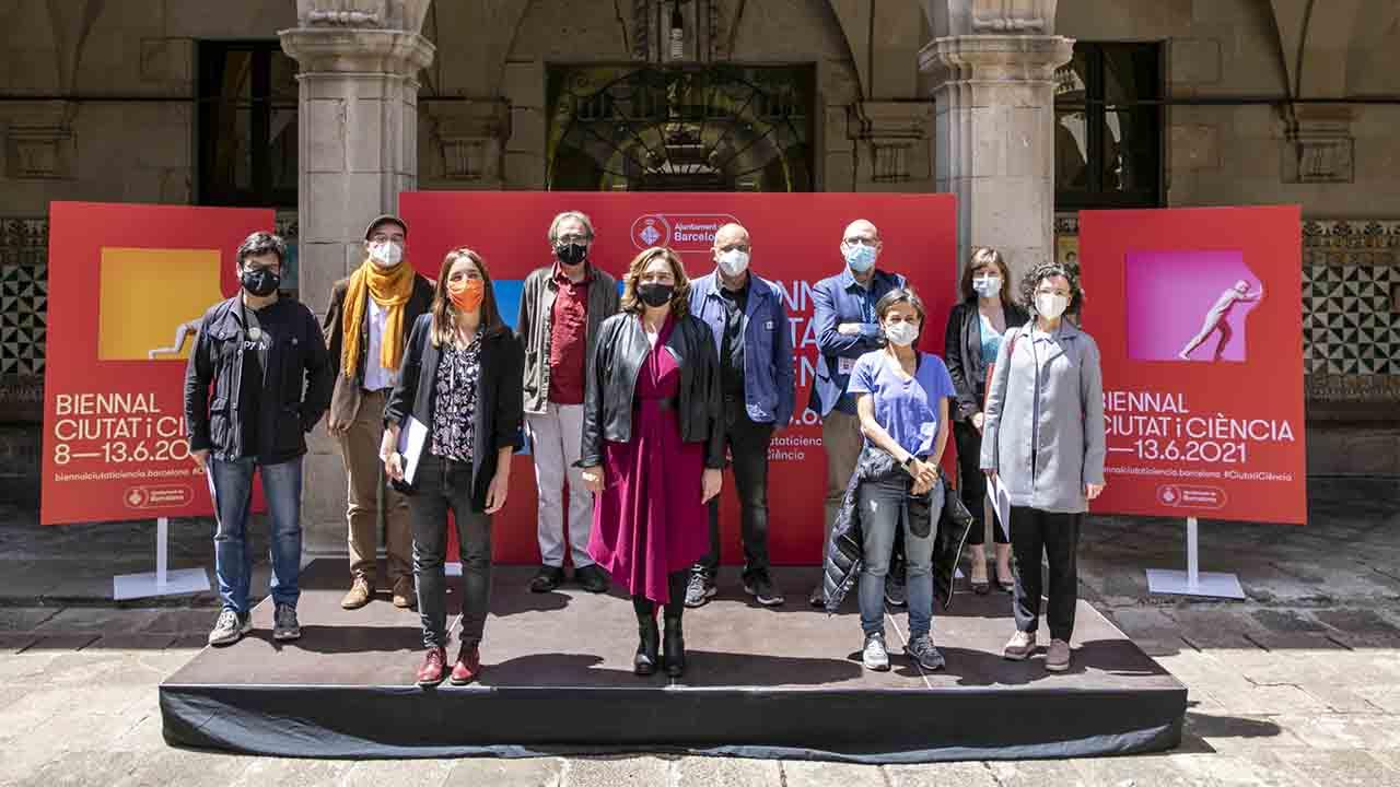La Biennal Ciutat i Ciència presenta un programa con más de 250 actividades