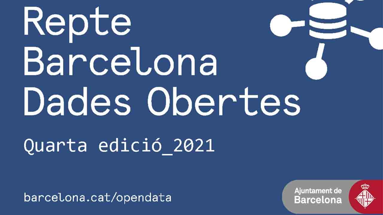 Repte Barcelona Dades Obertes
