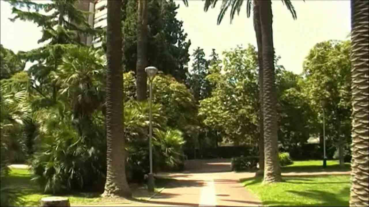 Un paseo por los Jardines de la Villa Amelia