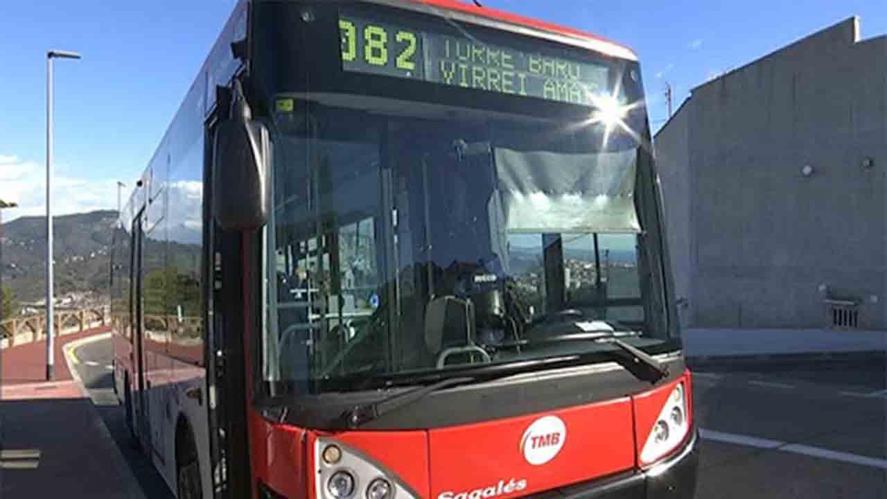 Así será la reestructuración de los autobuses de Nou Barris Nord