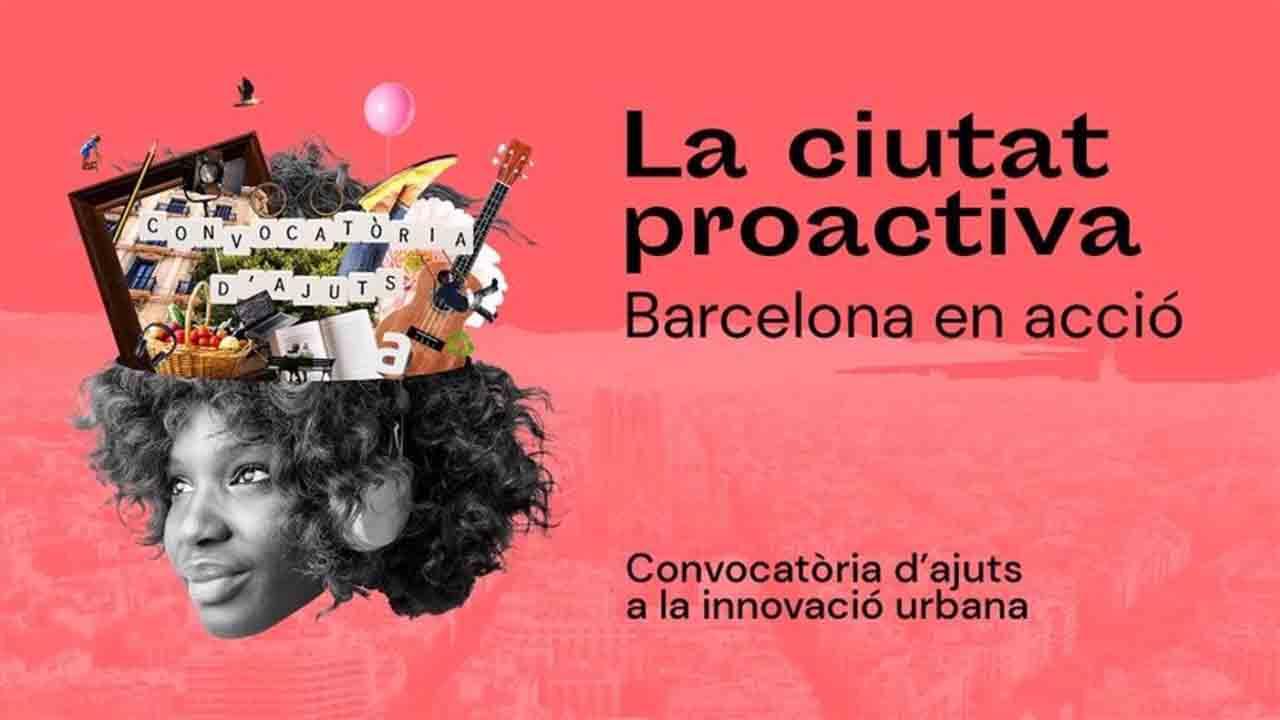 Ayudas a la innovación urbana 'La ciutat proactiva'