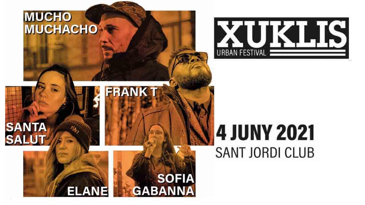 B: SM colabora con el concierto solidario de AFANOC el Sant Jordi Club