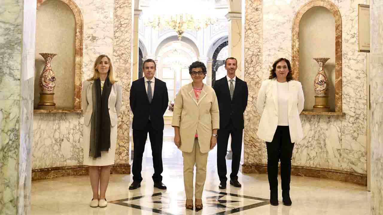 Barcelona afianza su compromiso con Casa Asia