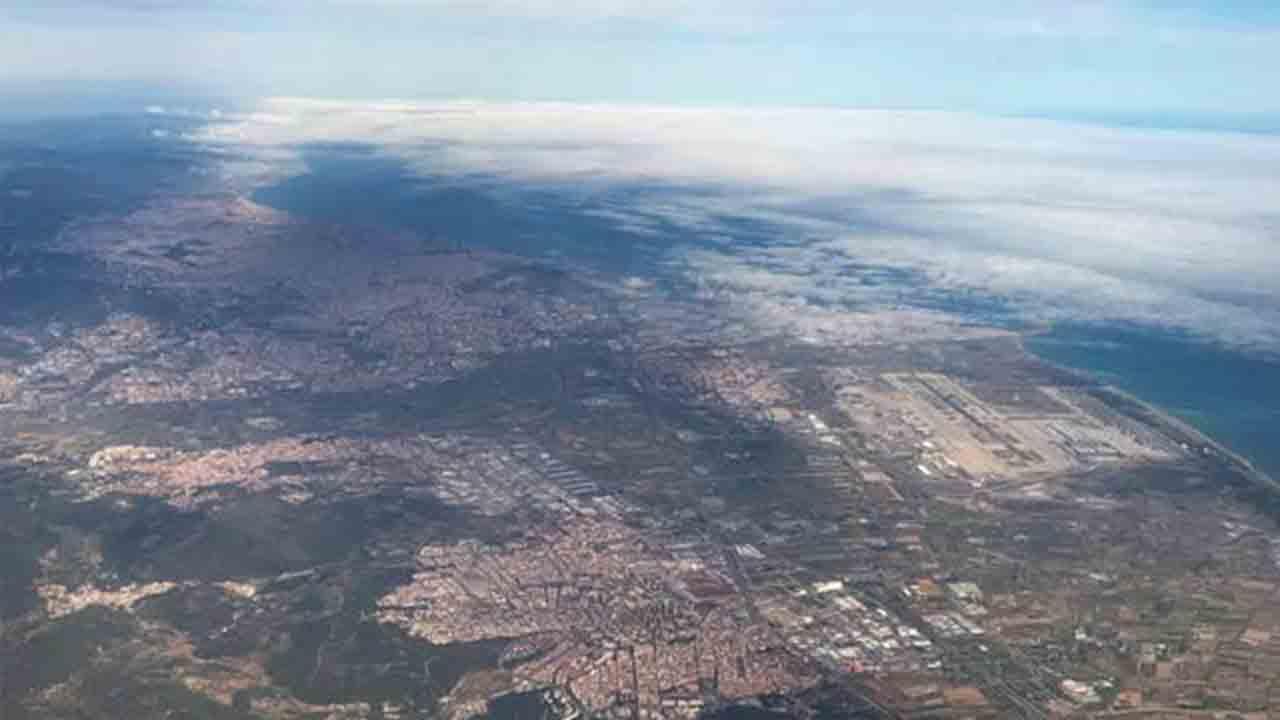 El Aeropuerto de Barcelona como dominante para el tráfico intra-europeo