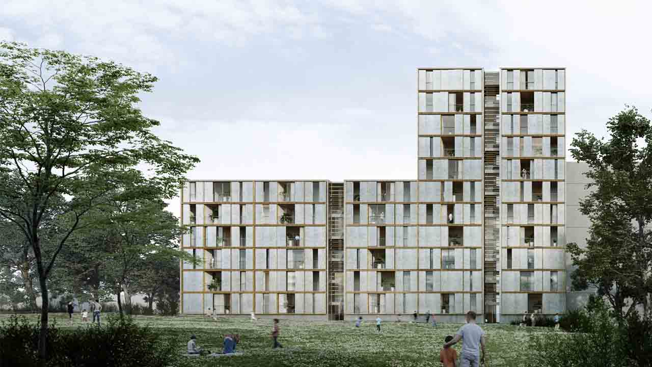 El Ayuntamiento adjudica la construcción de 135 viviendas en Les Casernes