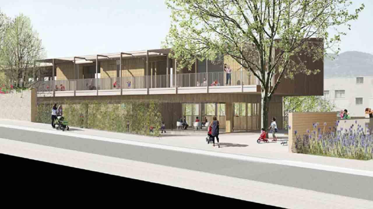 El Ayuntamiento construirá una nueva guardería municipal en La Teixonera