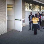 La vacunación en Barcelona avanza a buen ritmo