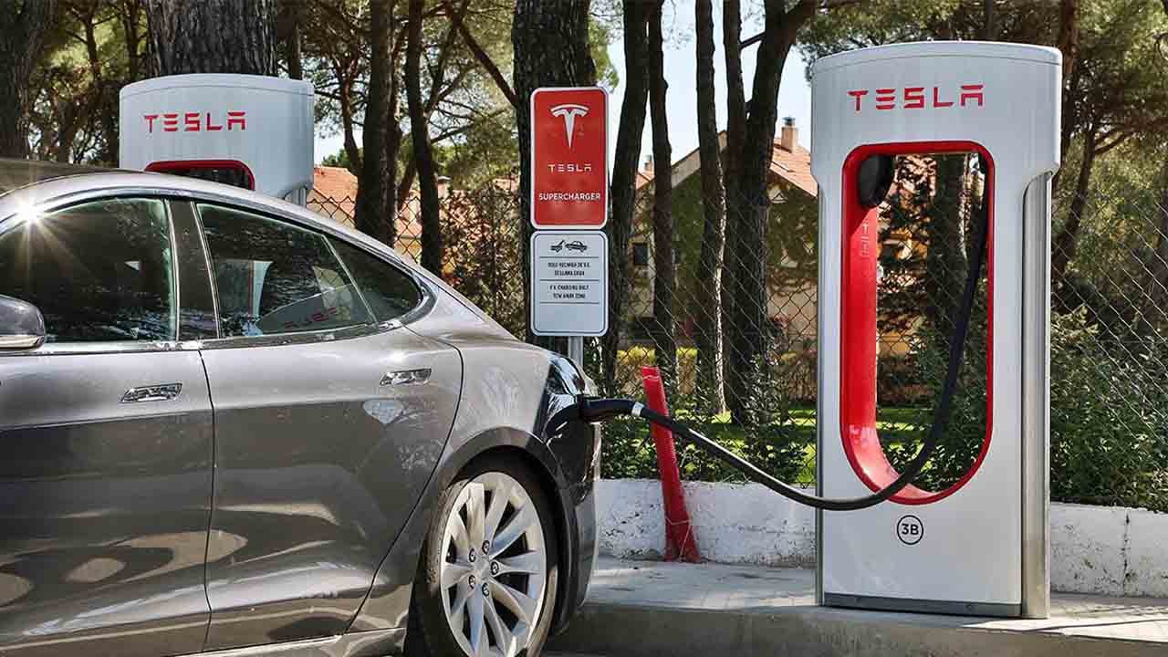 Los Tesla de Uber en Los Ángeles solo están disponibles en los barrios ricos