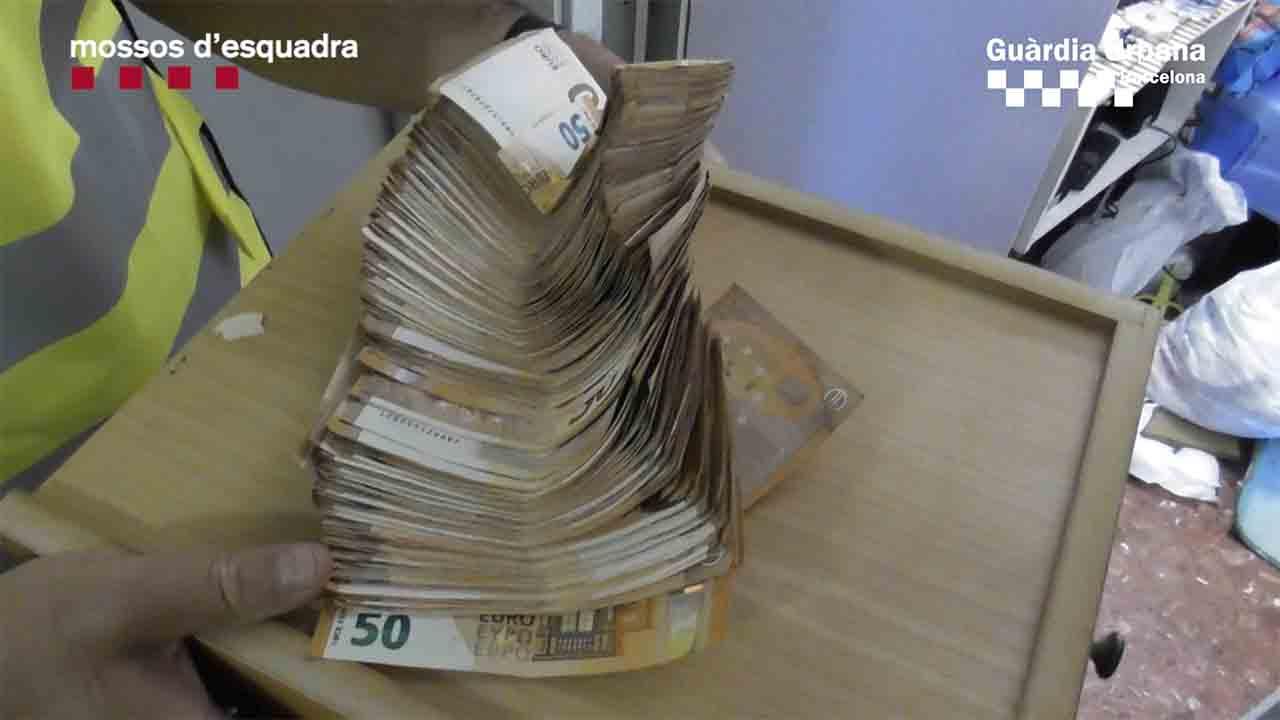 Otro detenido en Baró de Viver por tráfico de drogas