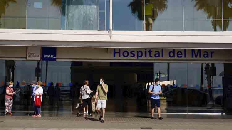 Se retoma la ampliación del Hospital del Mar
