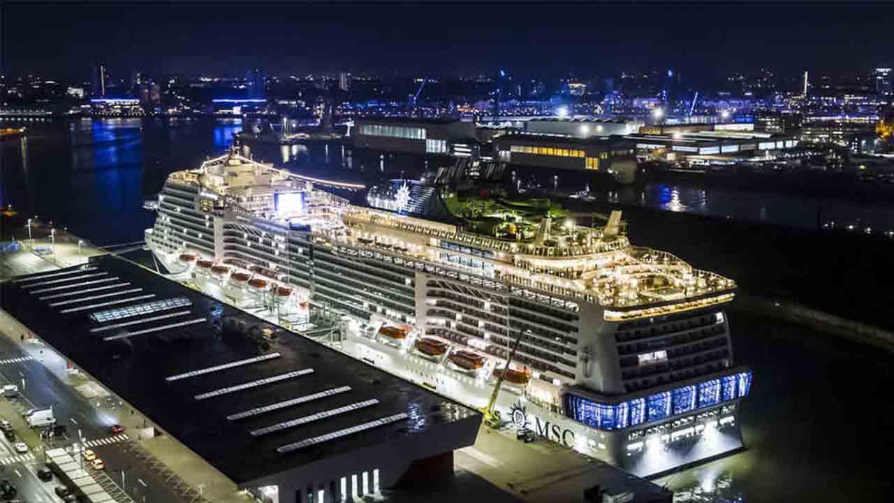 Vuelven los cruceros al Puerto de Barcelona