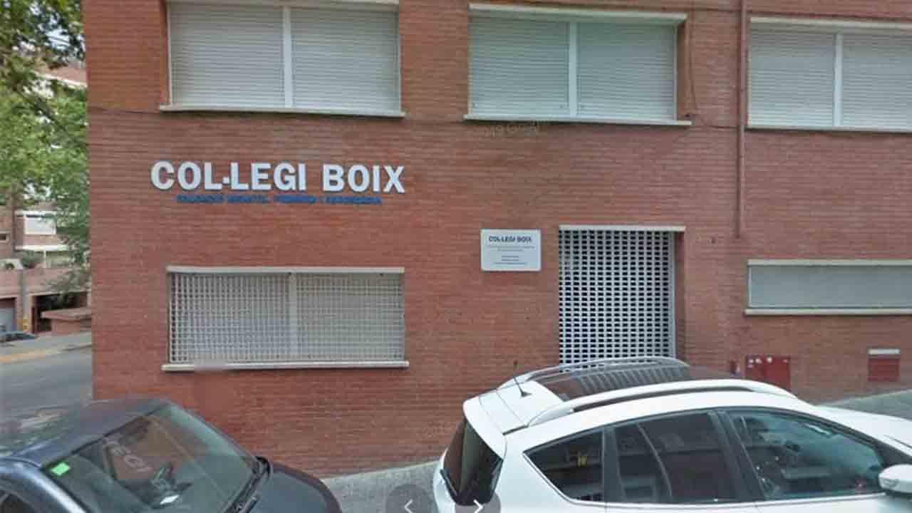 El Colegio Boix de Badalona anuncia el cierre sin el permiso de Educación