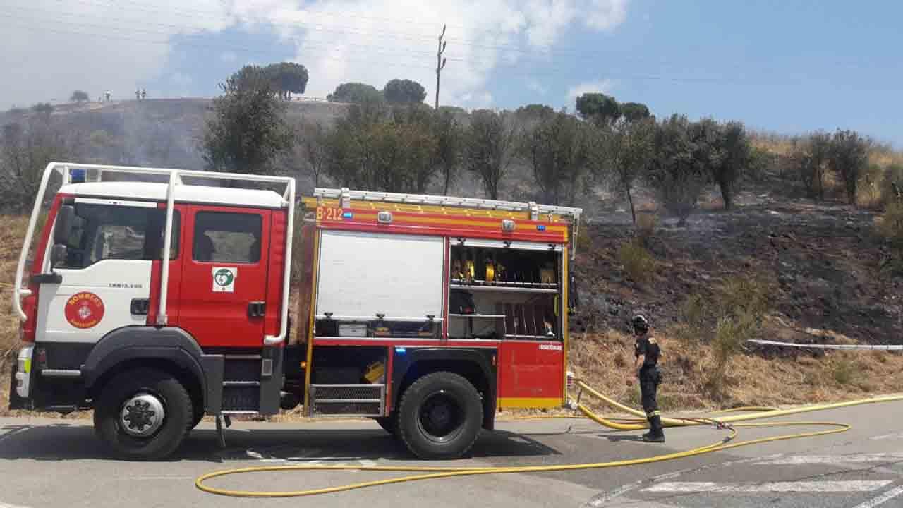 Segundo incendio en Collserola en solo una semana