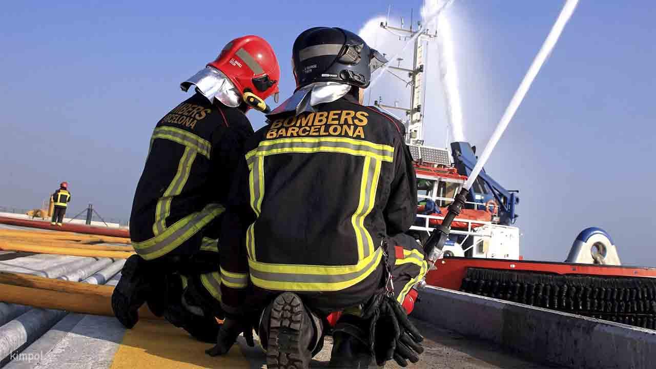 Dos bomberos de Barcelona viajan a Haití en una misión de ayuda con la UE
