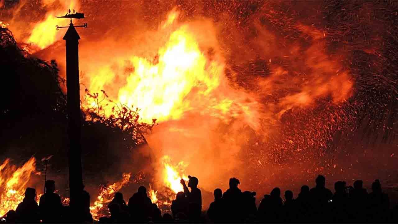 Prohibidas las acampadas y la actividad agrícola por riesgo de incendio