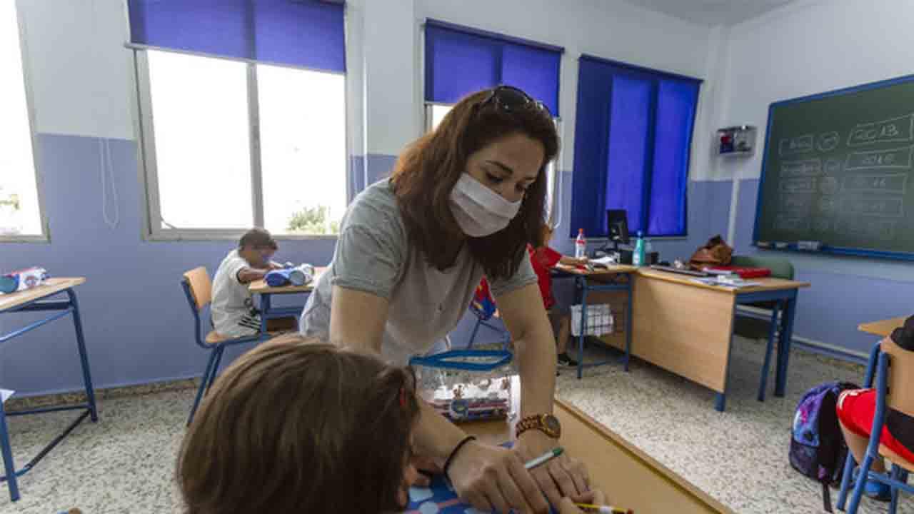 262 grupos escolares confinados en Catalunya