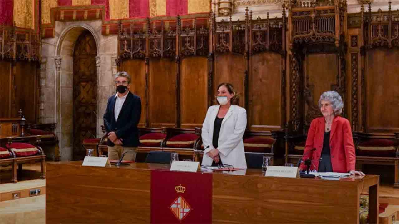 Conferencia de Lourdes Benería por la conmemoración de la Diada