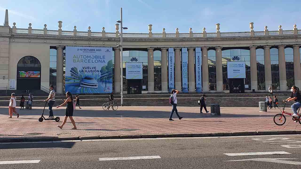 El salón Automobile Barcelona vuelve del 2 al 10 de octubre