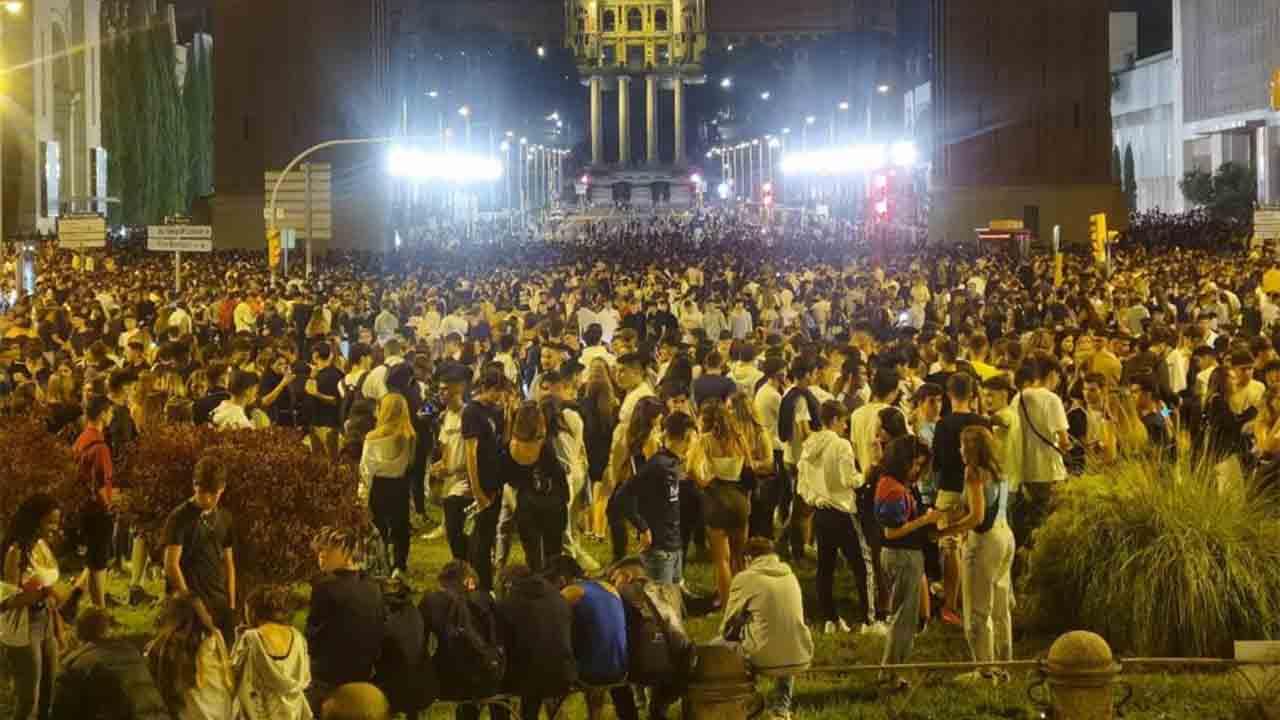 Mossos y Guárdia Urbana reforzarán el dispositivo de seguridad