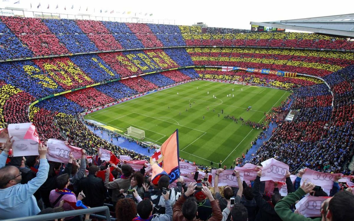 Se amplia el aforo al 60% en los eventos deportivos