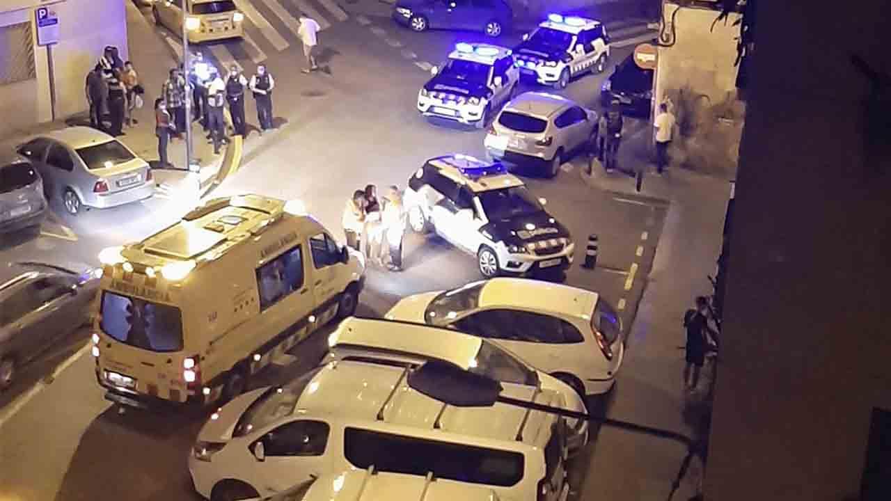 Un detenido en Manresa acusado de homicidio por apuñalamiento