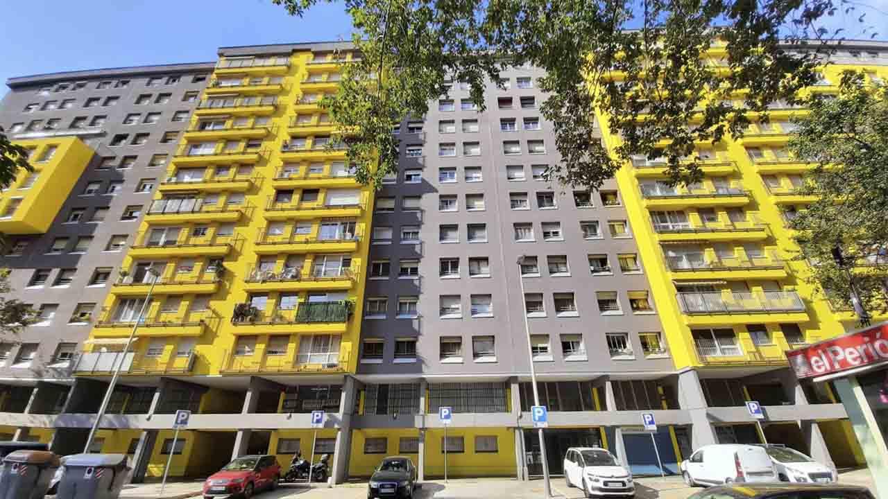 Comienzan las obras de reurbanización de los interiores del barrio de Canyelles