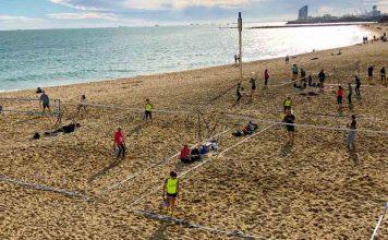 Trofeo Internacional Ciudad de Barcelona de Tenis Playa
